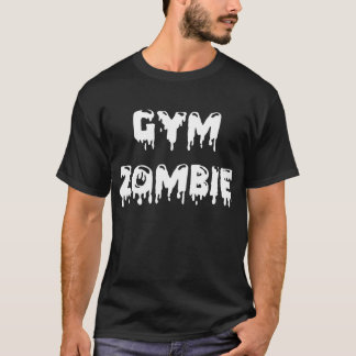 Gym Zombie with White Tee