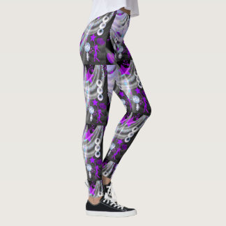 Gymnasatic Gem Designer Tights