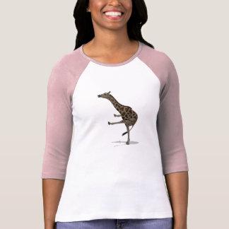 Gymnast Giraffe T-Shirt
