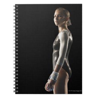 Gymnast Notebooks