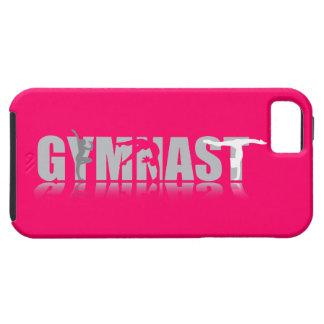 Gymnast Reflection iPhone Case