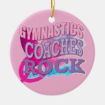 Gymnastic Coaches Gifts Christmas Ornament
