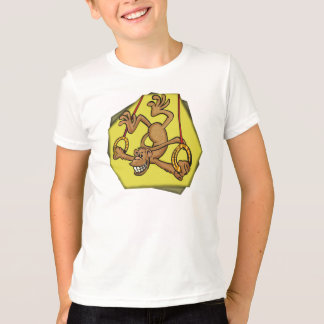 Gymnastic Monkey T-shirts