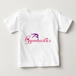 Gymnastics Apparel Hearts for Girl Tshirts