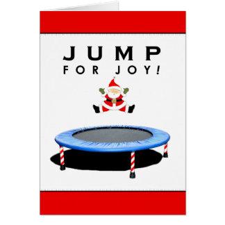 gymnastics Christmas cards