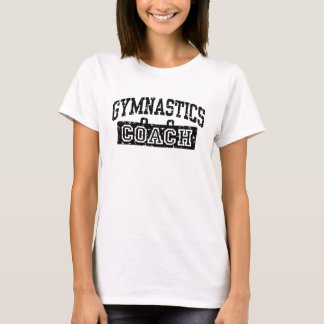 Gymnastics Coach T-Shirt