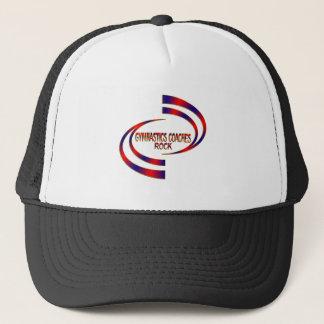 Gymnastics Coaches Rock Trucker Hat