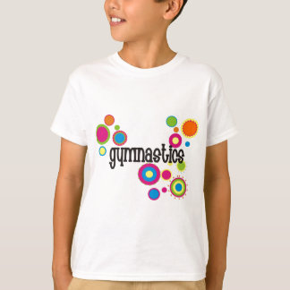 Gymnastics Cool Polka Dots T-Shirt