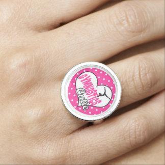 gymnastics cutie ring customizeable