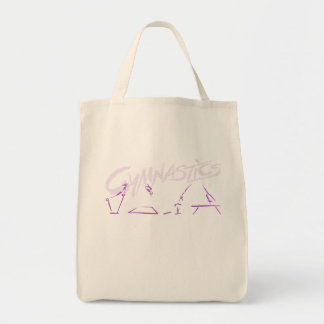 Gymnastics Events Tote Bag