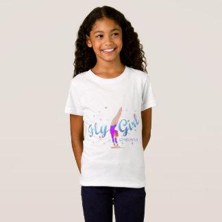 Gymnastics - Fly Girl T-Shirt