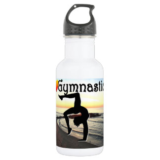 GYMNASTICS FOREVER DESIGN 532 ML WATER BOTTLE