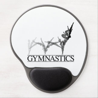 Gymnastics Gifts Gel Mouse Pad