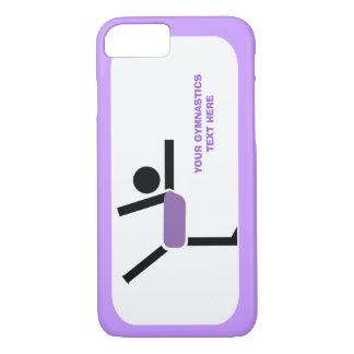 Gymnastics gifts, gymnastics performer custom iPhone 7 case