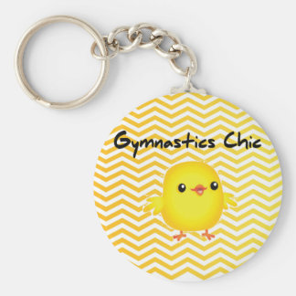 Gymnastics Gifts Key Ring