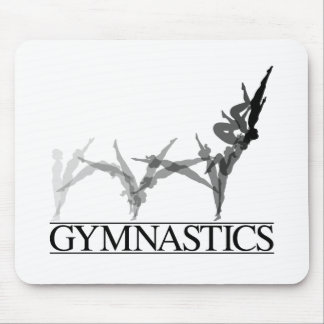 Gymnastics Gifts Mouse Pad
