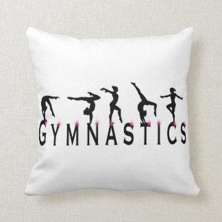 Gymnastics Girls Cushion