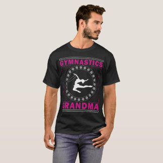Gymnastics Grandma T-Shirt