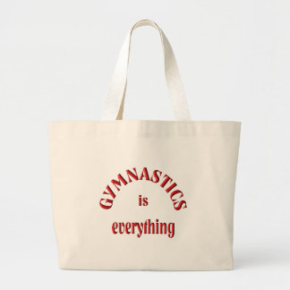 Gymnastics is Everything Bags