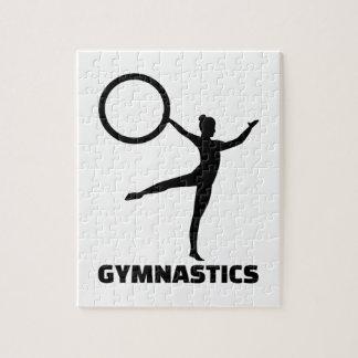 Gymnastics Jigsaw Puzzle
