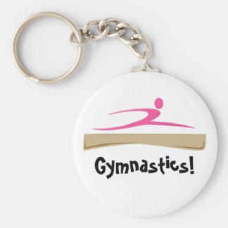 Gymnastics! Keychain