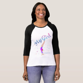 Gymnastics - Ladies Fly Girl Tees