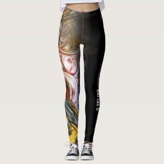 "Gymnastics Leggings ""Seline"" with 2017 Meets"