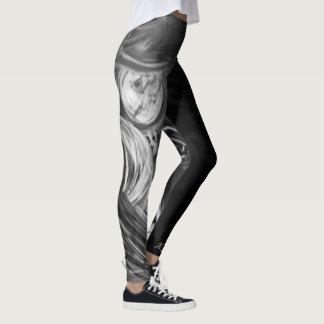 Gymnastics Leggings( with designer signature) Leggings