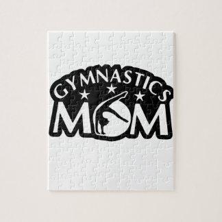 Gymnastics_Mom Jigsaw Puzzle