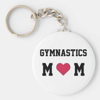 Gymnastics Mom Key Chains