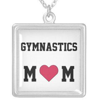 Gymnastics Mom Custom Jewelry