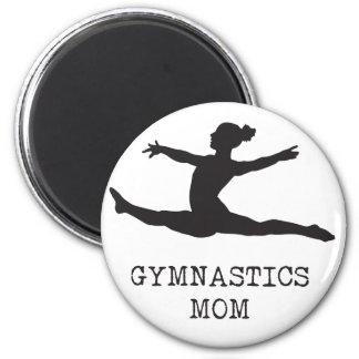 Gymnastics Mum Magnet