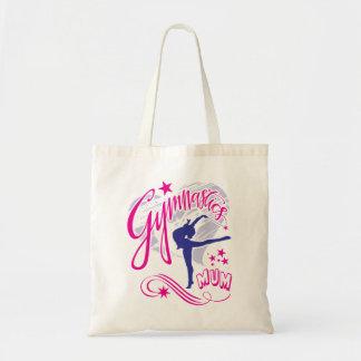 Gymnastics Mum Tote Bag