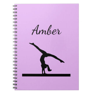 """Gymnastics"" Notebook"