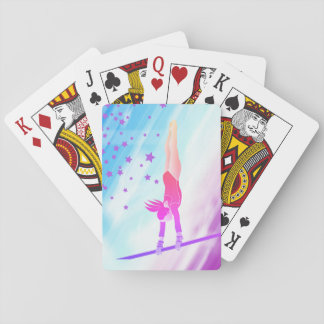 Gymnastics Pack of Cards
