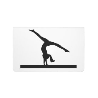 """Gymnastics"" Pocket Journal"