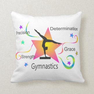 Gymnastics - Precision Strength Determination Grac Cushion