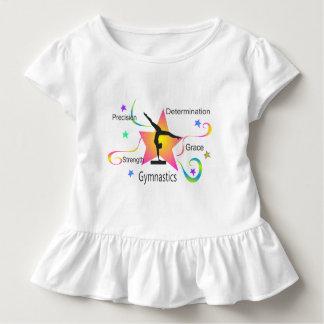 Gymnastics - Precision Strength Determination Grac Toddler T-Shirt