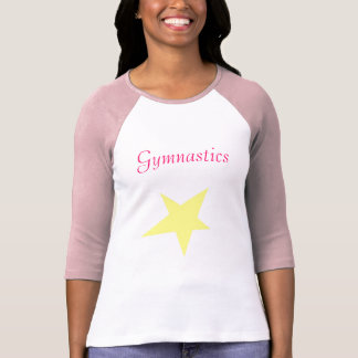 Gymnastics star T-Shirt