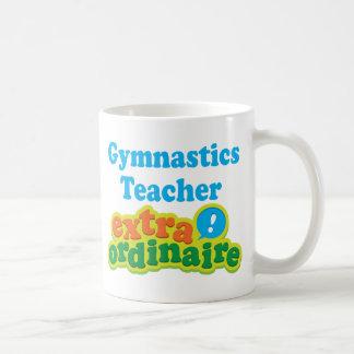 Gymnastics Teacher Extraordinaire Gift Idea Coffee Mug