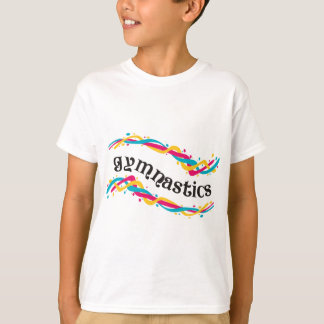 Gymnastics Twists T-Shirt