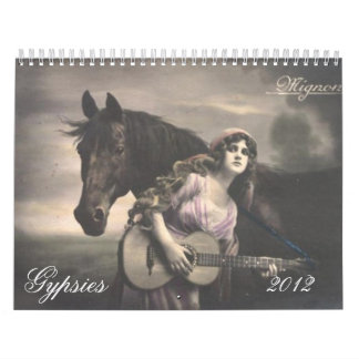 Gypsies Calendars