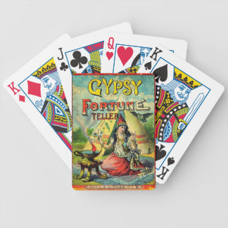 Gypsy Bicycle Playing Cards