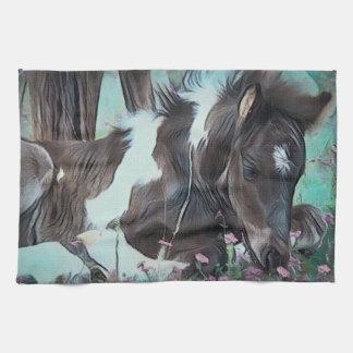 Gypsy Cob Foal Towels