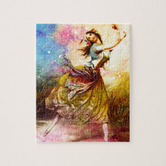 GYPSY DANCE JIGSAW PUZZLE