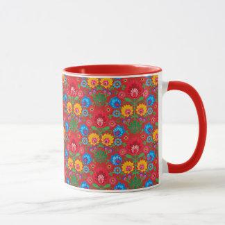 Gypsy Floral Combo Mug