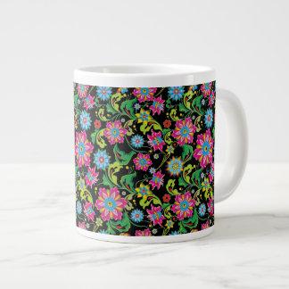 Gypsy Floral Jumbo Mug