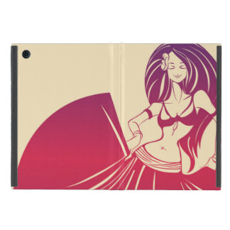 Gypsy Flower Power iPad Mini Cover