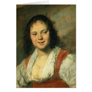 Gypsy Girl Card