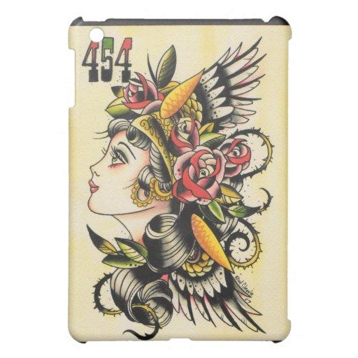 Gypsy Head iPad Mini Cover